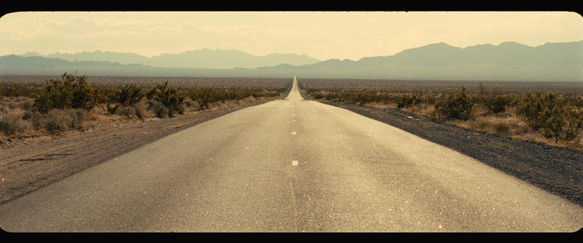 On the road (En la carretera): Walter Salles
