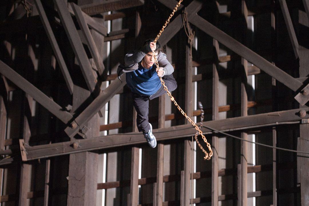 The Amazing Spider-Man: Marc Webb, Andrew Garfield