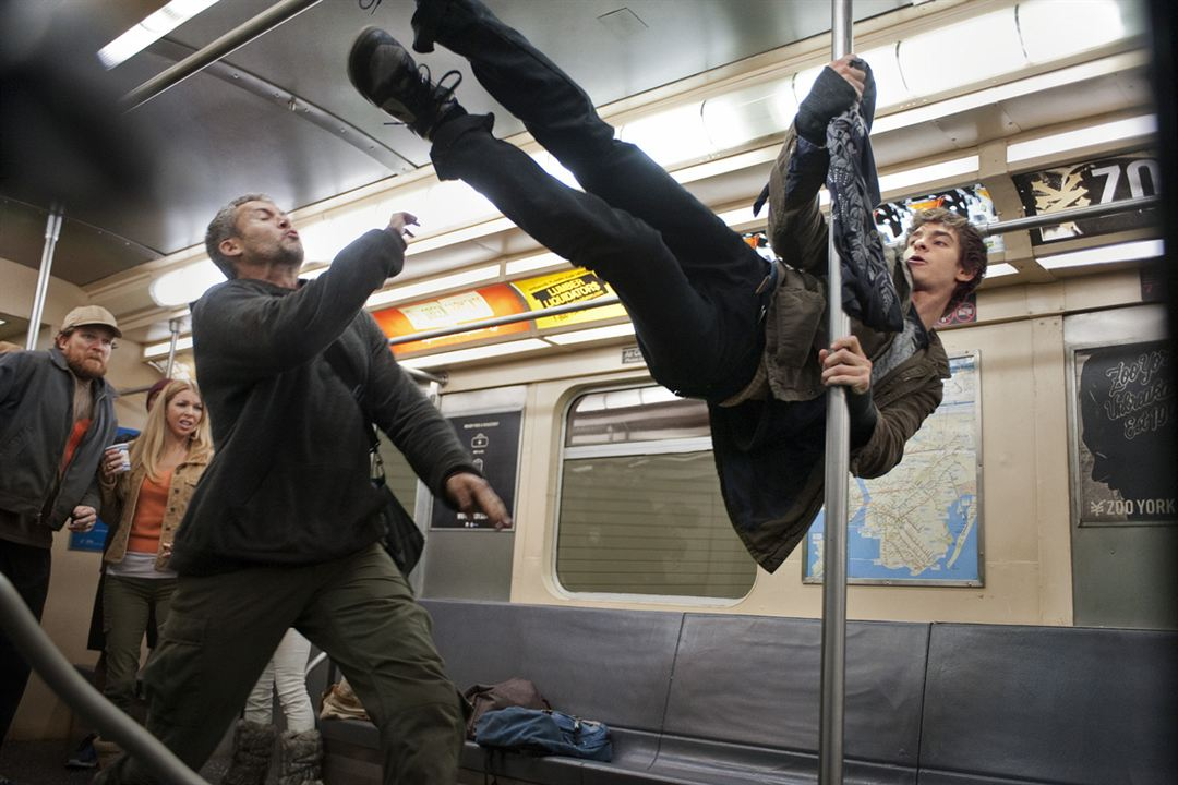 The Amazing Spider-Man: Andrew Garfield, Marc Webb