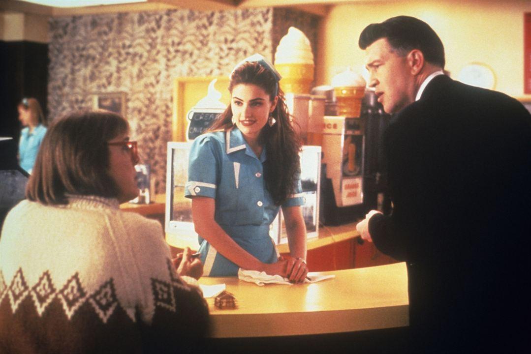 Twin Peaks : Foto Catherine E. Coulson, Mädchen Amick