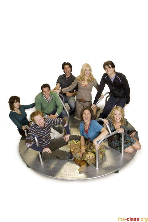 The Class : Foto Andrea Anders, Heather Goldenhersh, Jason Ritter, Jesse Tyler Ferguson, Jon Bernthal
