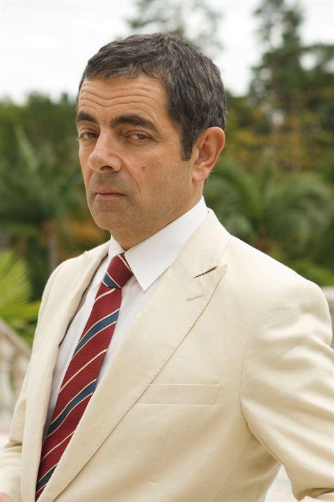 Johnny English Returns: Rowan Atkinson