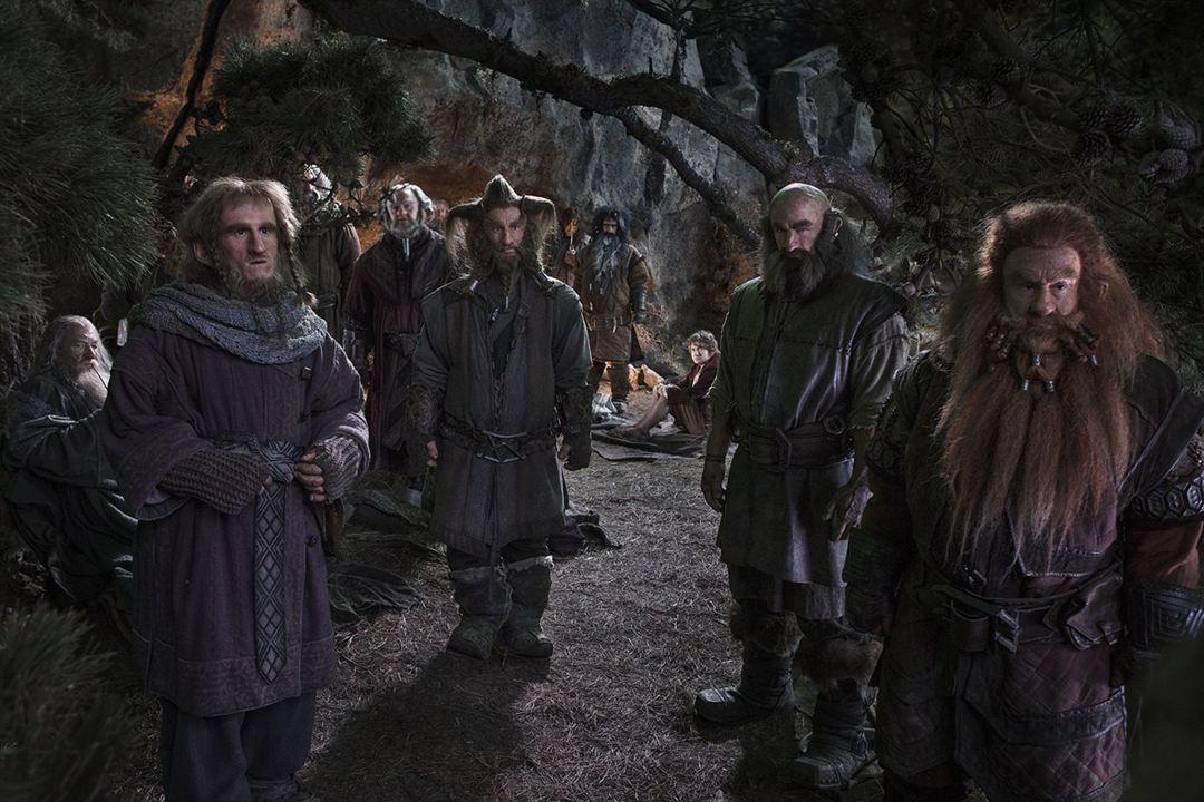 El Hobbit: Un viaje inesperado : Foto Adam Brown, Graham McTavish, Ian McKellen, Jed Brophy, Peter Hambleton