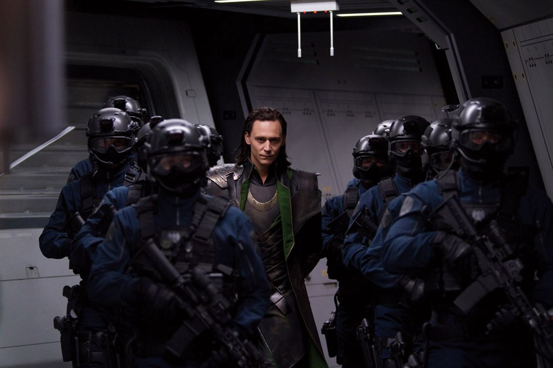 Marvel Los Vengadores : Foto Tom Hiddleston