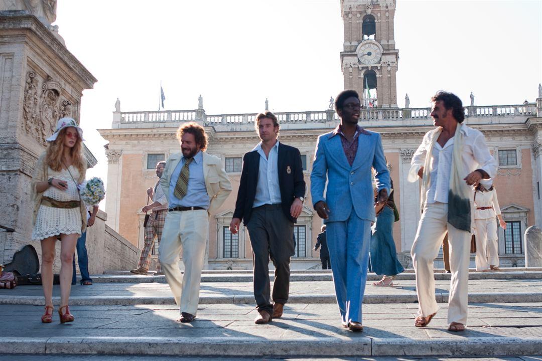 El mundo según Barney : Foto Paul Giamatti, Rachelle LeFevre, Richard J. Lewis, Scott Speedman