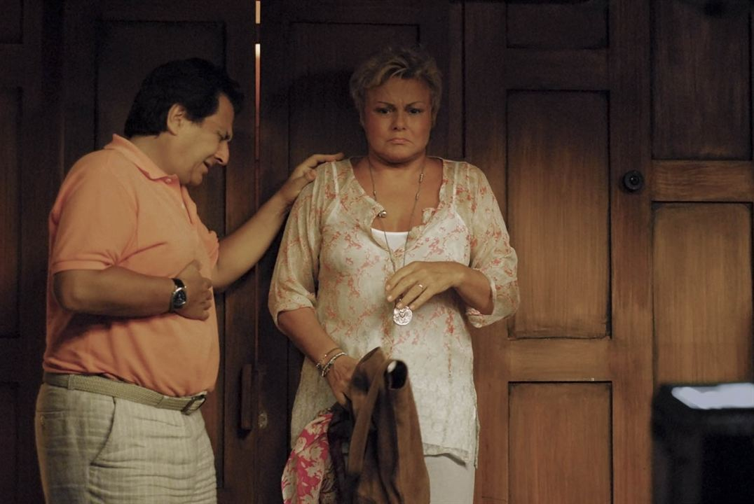 La familia no se escoge: Christian Clavier, Muriel Robin