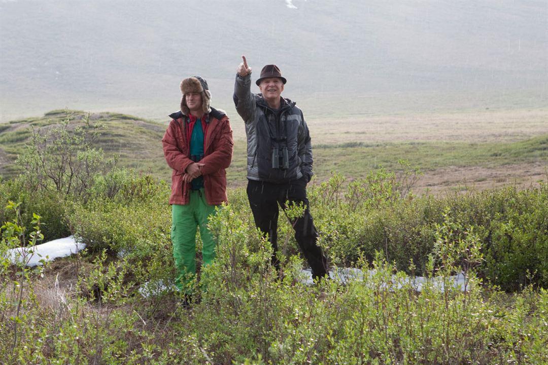 El gran año: Owen Wilson, Steve Martin