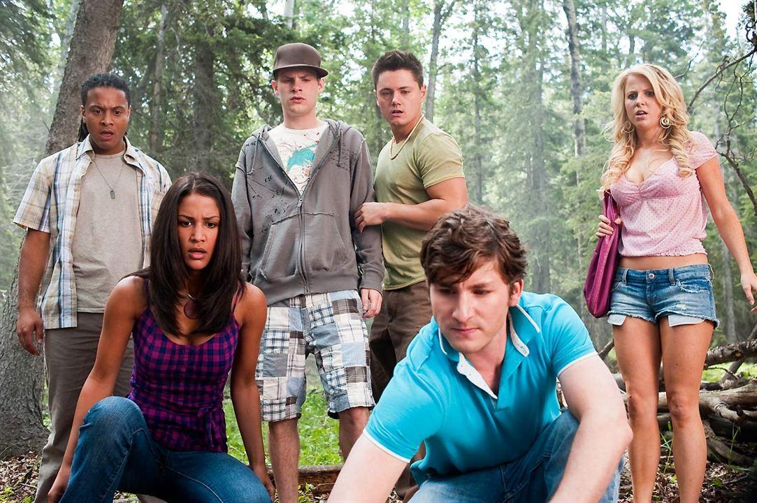 Tucker & Dale contra el mal : Foto Brandon Jay McLaren, Chelan Simmons, Christie Laing, Eli Craig, Jesse Moss