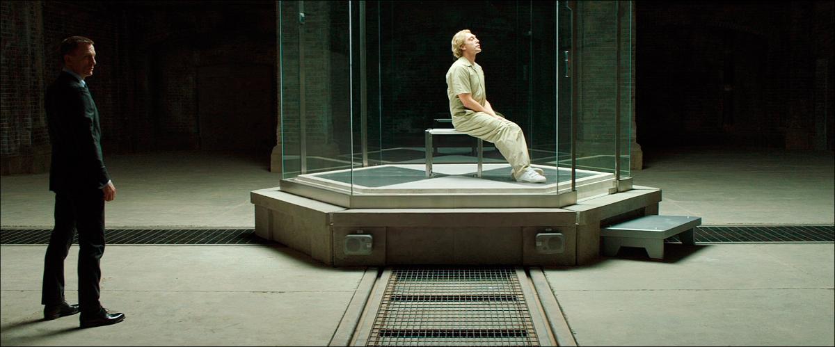 Skyfall : Foto Daniel Craig, Javier Bardem