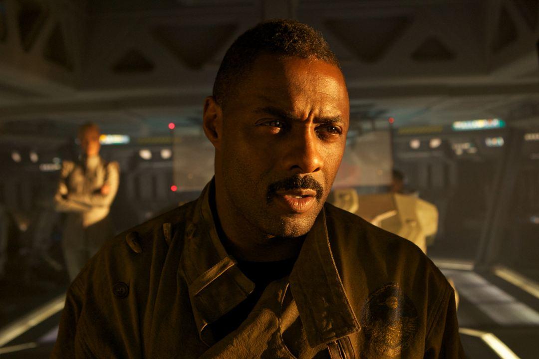 Prometheus: Idris Elba