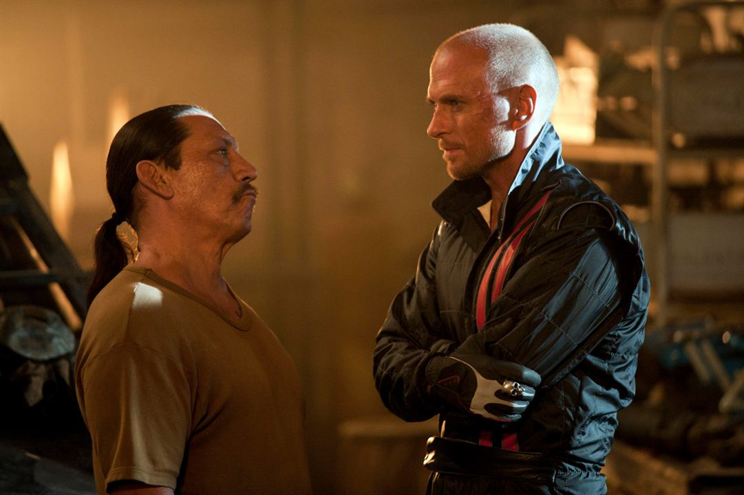 La carrera de la muerte: Inferno: Danny Trejo, Luke Goss