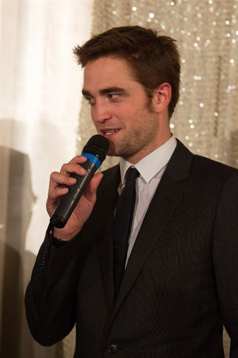 Cosmopolis : Foto Robert Pattinson