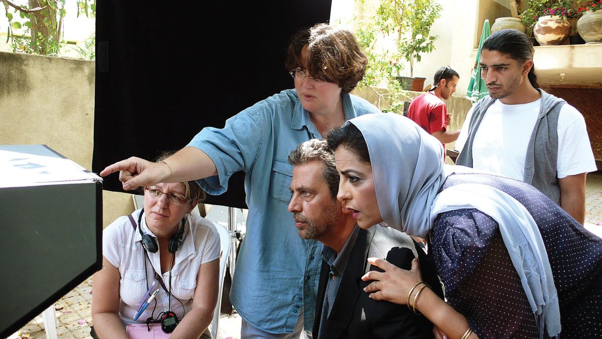 El hijo del otro: Areen Omari, Khalifa Natour, Lorraine Levy