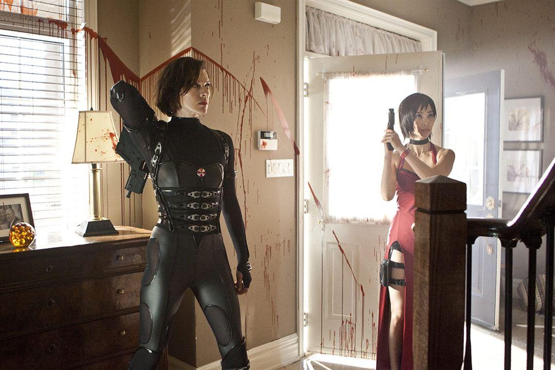 Resident Evil: Venganza: Milla Jovovich