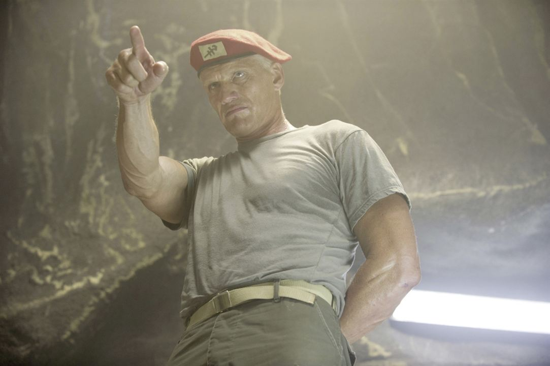 Universal Soldier : Day Of Reckoning: Dolph Lundgren