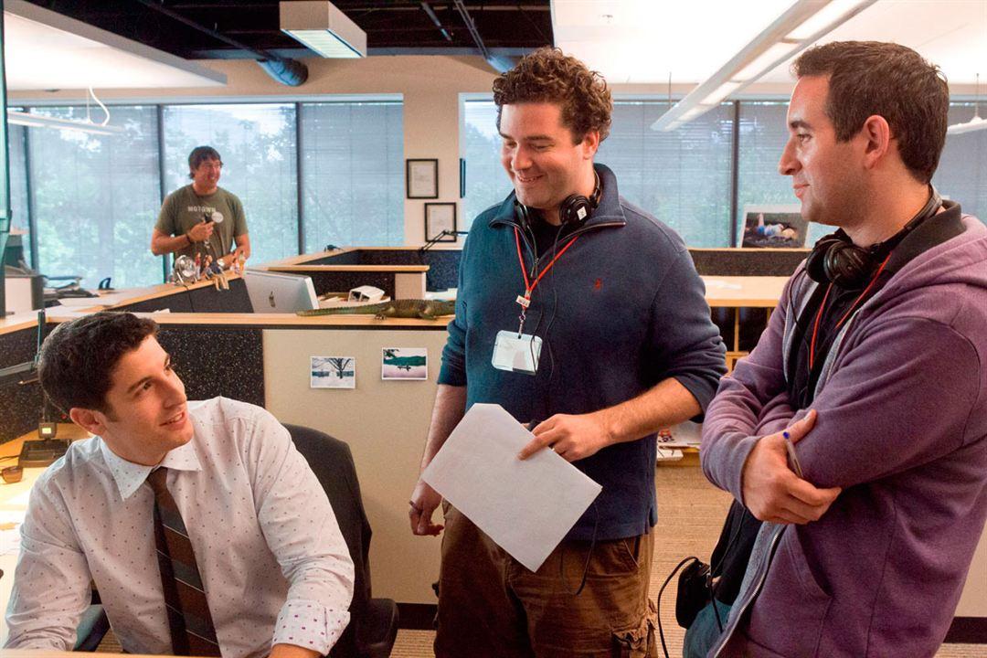 American Pie: El reencuentro: Jon Hurwitz, Jason Biggs, Hayden Schlossberg