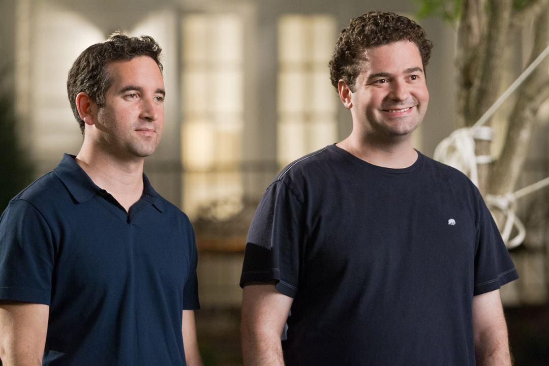 American Pie: El reencuentro: Hayden Schlossberg, Jon Hurwitz