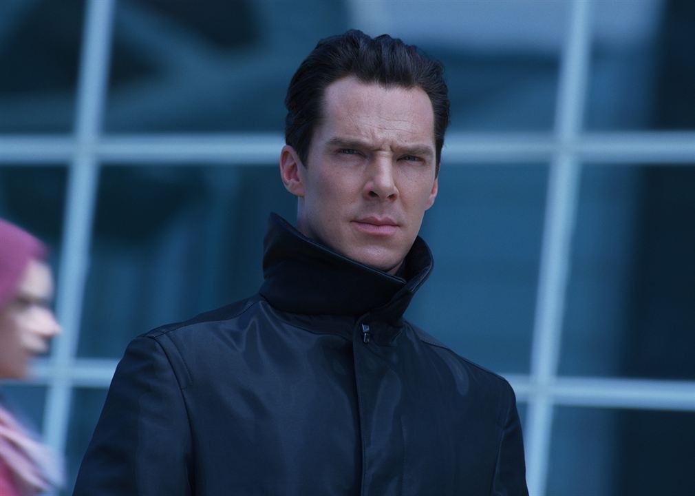 Star Trek: En la oscuridad : Foto Benedict Cumberbatch