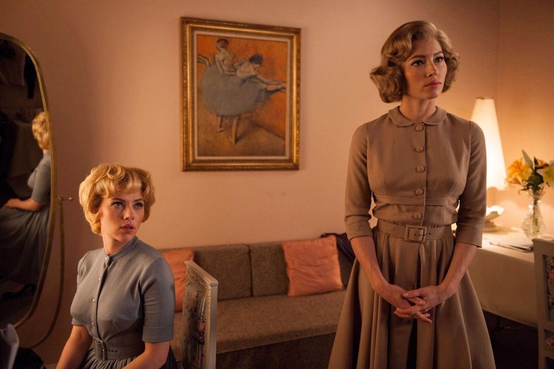Hitchcock: Scarlett Johansson, Jessica Biel