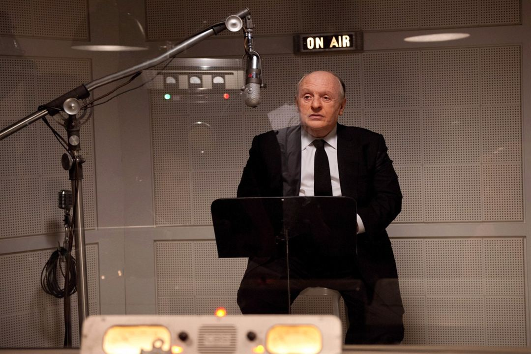 Hitchcock: Anthony Hopkins