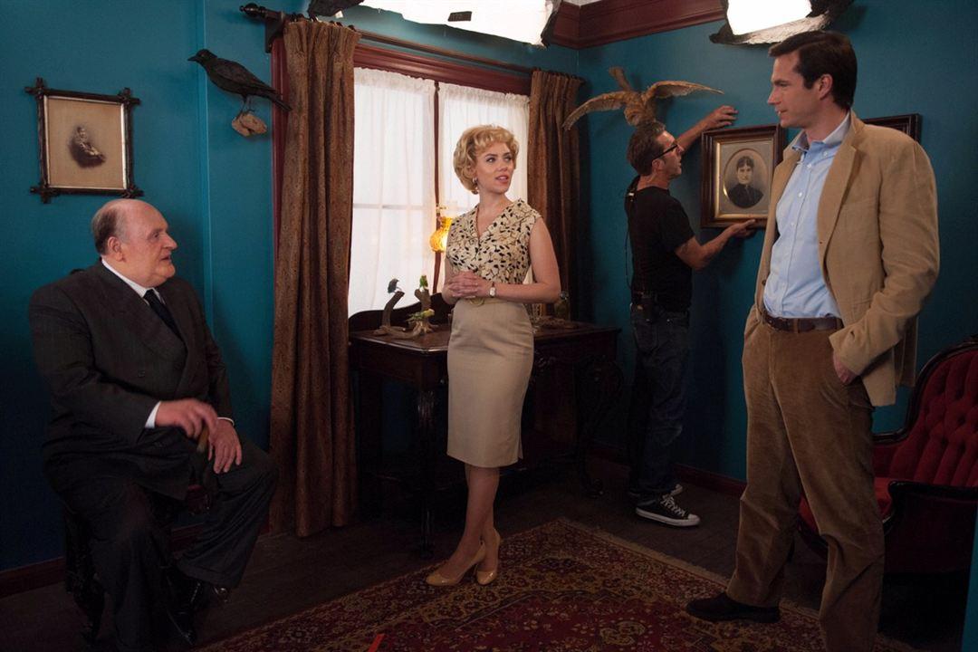 Hitchcock: James D'Arcy, Scarlett Johansson, Anthony Hopkins
