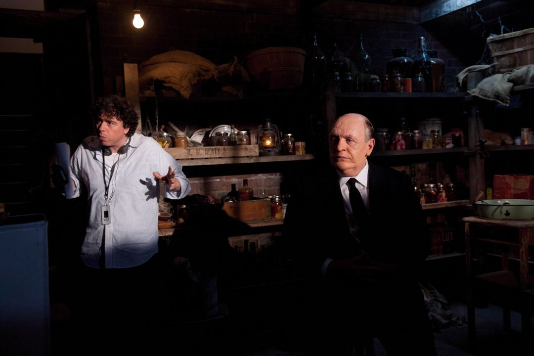 Hitchcock: Sacha Gervasi, Anthony Hopkins