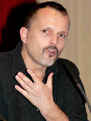Cartel Miguel Bosé