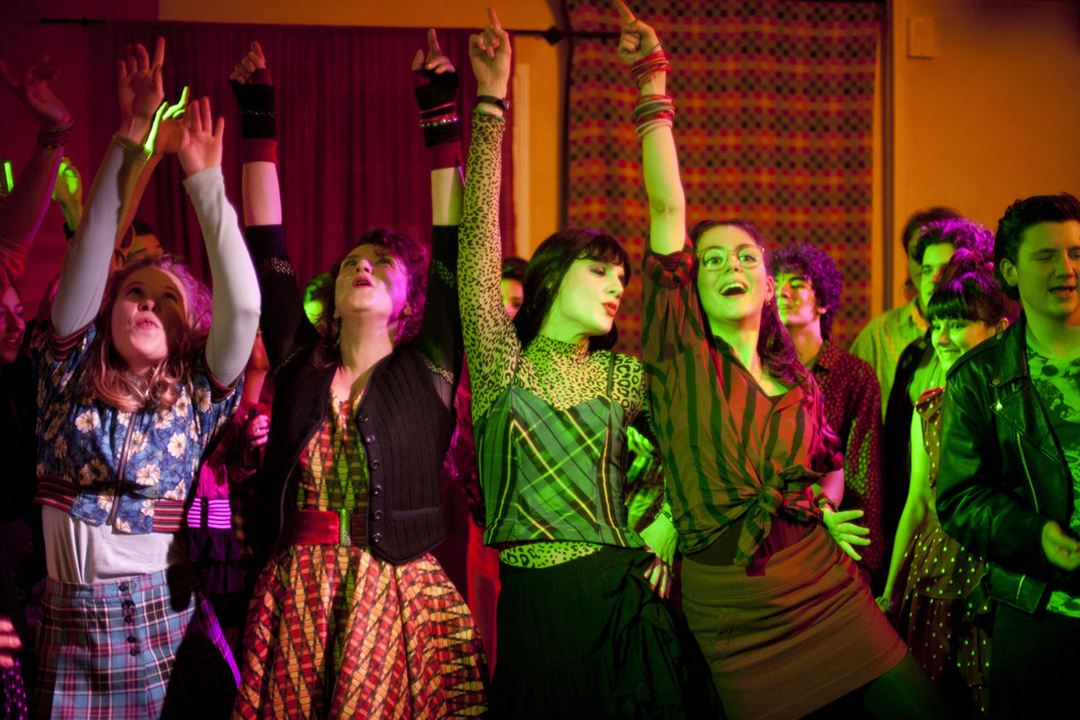Camille Redouble : Foto India Hair, Judith Chemla, Julia Faure, Noémie Lvovsky