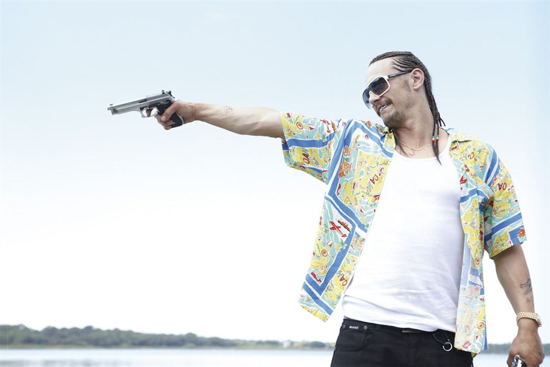 Spring Breakers : Foto James Franco