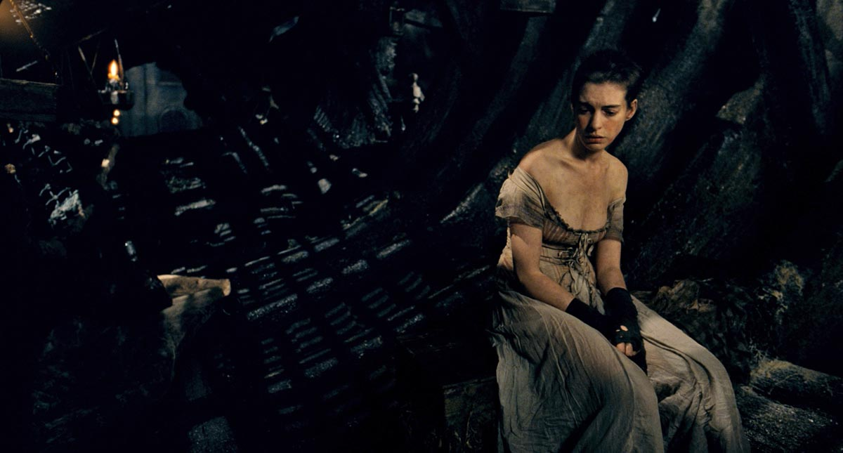 Los Miserables: Anne Hathaway