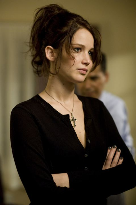 El lado bueno de las cosas (Silver Linings Playbook): Jennifer Lawrence
