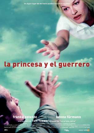 La princesa y el guerrero