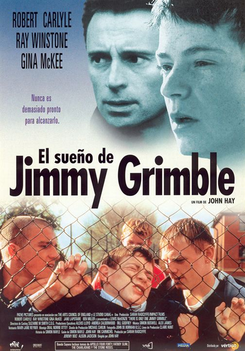 El sueño de Jimmy Grimble