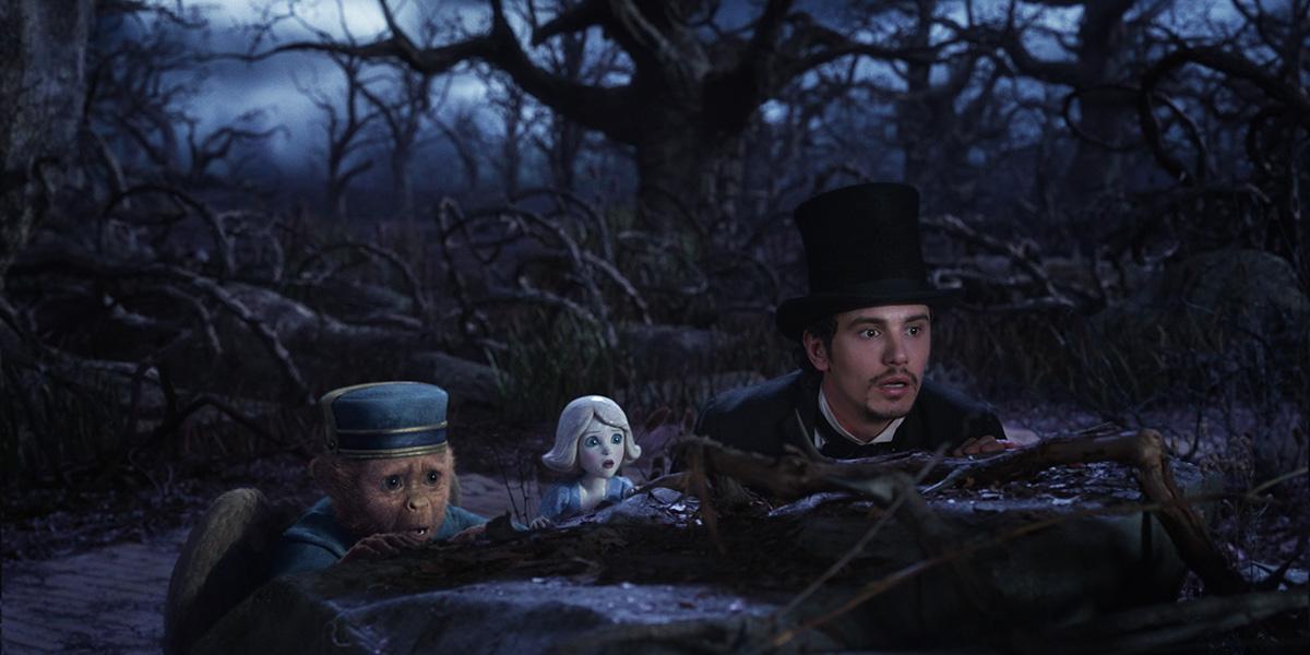 Oz: Un mundo de fantasía : Foto James Franco