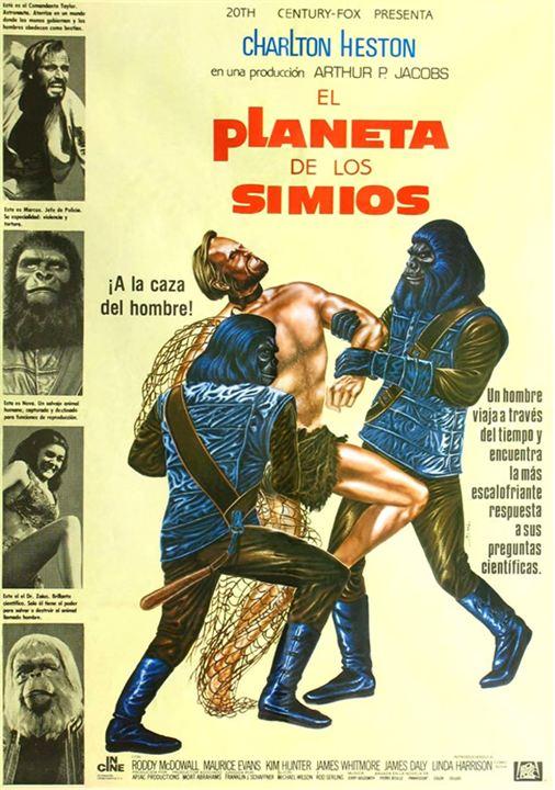 El planeta de los simios