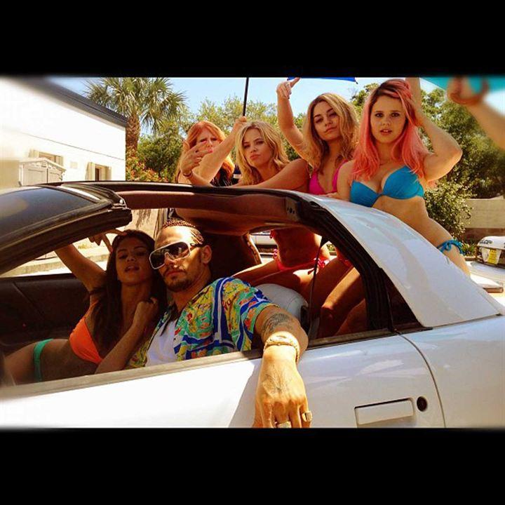 Spring Breakers : Foto Ashley Benson, James Franco, Rachel Korine, Selena Gomez, Vanessa Hudgens