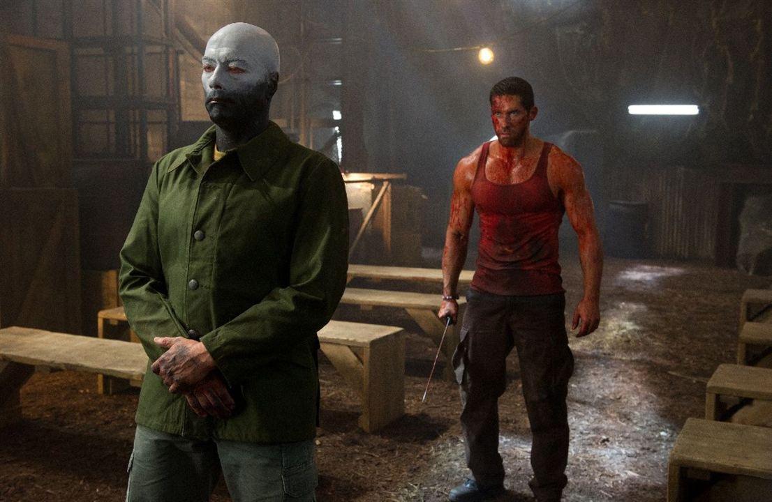 Universal Soldier : Day Of Reckoning: Scott Adkins, Jean-Claude Van Damme
