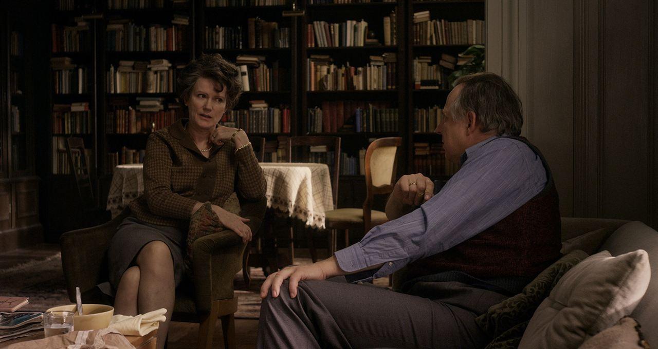 Hannah Arendt: Barbara Sukowa, Axel Milberg
