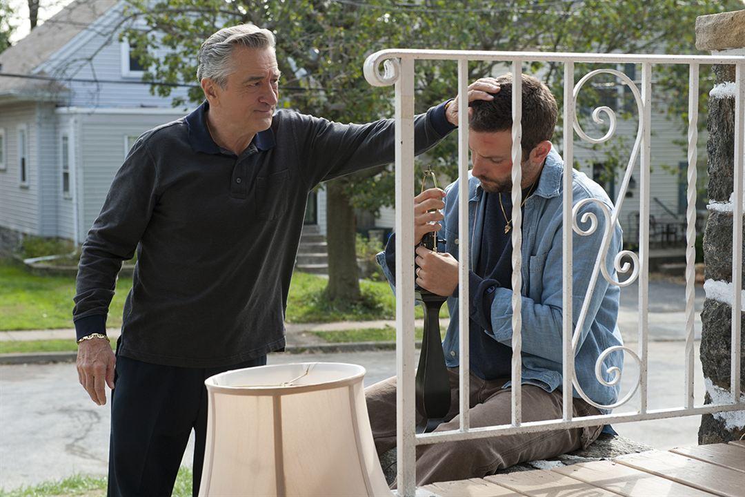 El lado bueno de las cosas (Silver Linings Playbook): Robert De Niro, Bradley Cooper