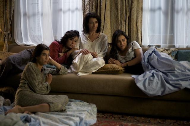 Foto Hiam Abbass, Lubna Azabal, Morjana Alaoui, Nadine Labaki