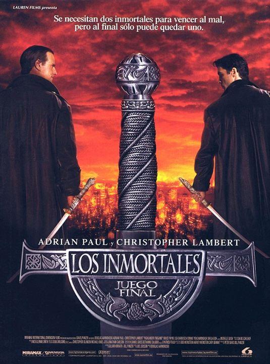 Los Inmortales: Juego final