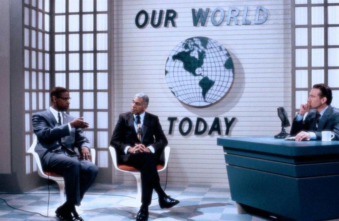 Malcolm X : Foto Craig Wasson, Denzel Washington