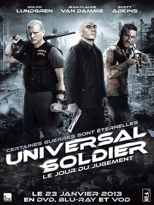 Universal Soldier : Day Of Reckoning