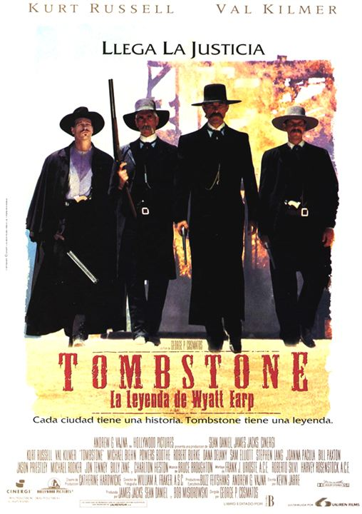 Tombstone (La leyenda de Wyatt Earp)