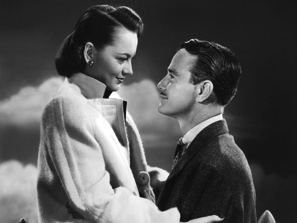 A través del espejo: Lew Ayres, Olivia de Havilland