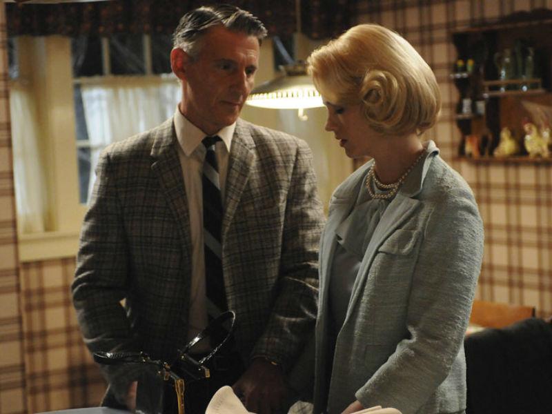 Betty se separa de Henry