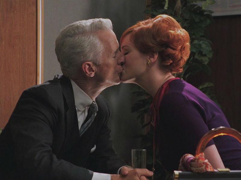 Joan y Roger comparten una historia de amor