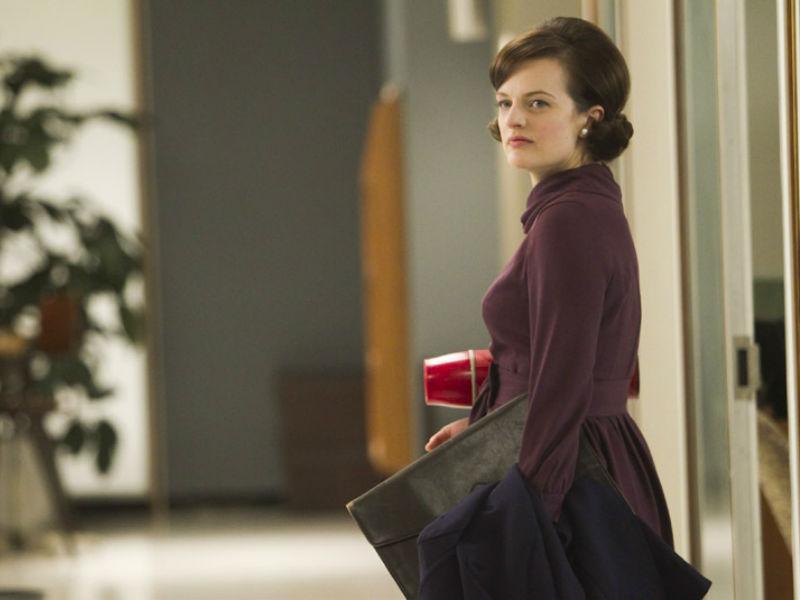 Peggy, una triunfadora