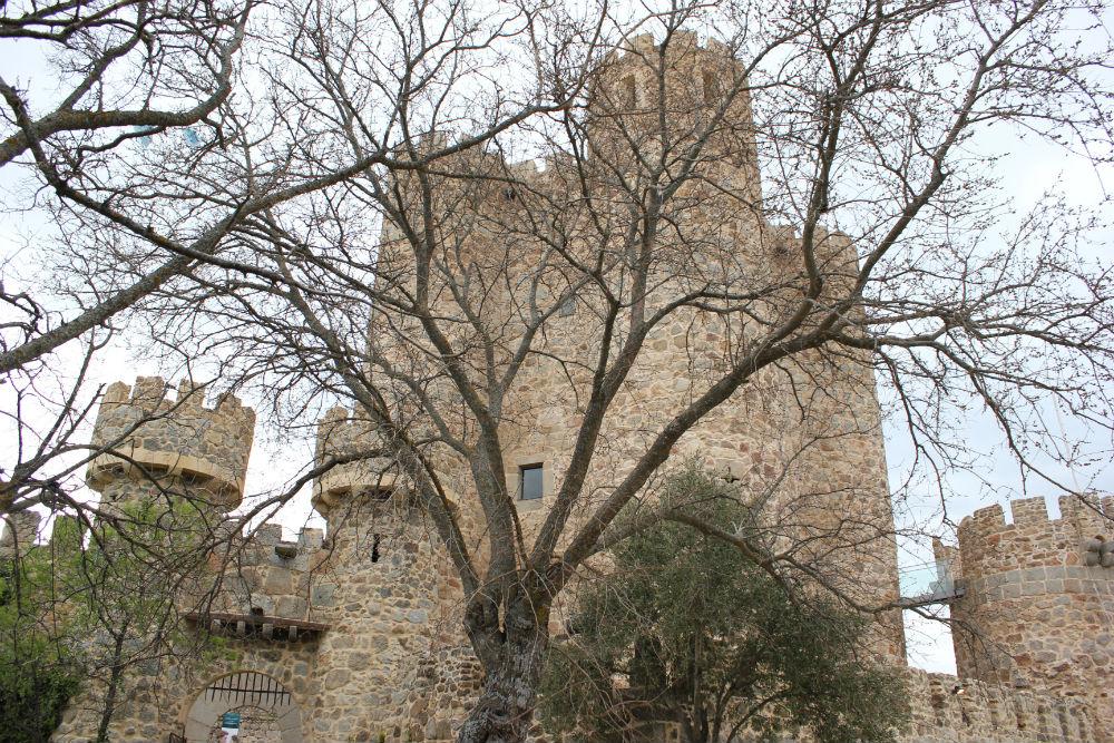 Visita al Castillo de Coracera (San Martín de Valdeiglesias, Madrid)