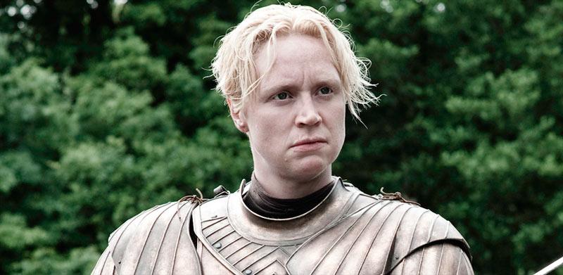 El cake pop de Brienne de Tarth es...